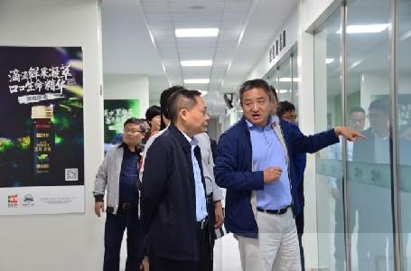 人民银行南京分行党委委员刘云生一行前来易胜博特点考察调研