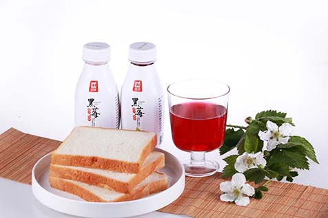 黑莓果汁365ml